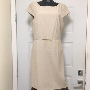 Tahari Arthur Levine Sheath Dress